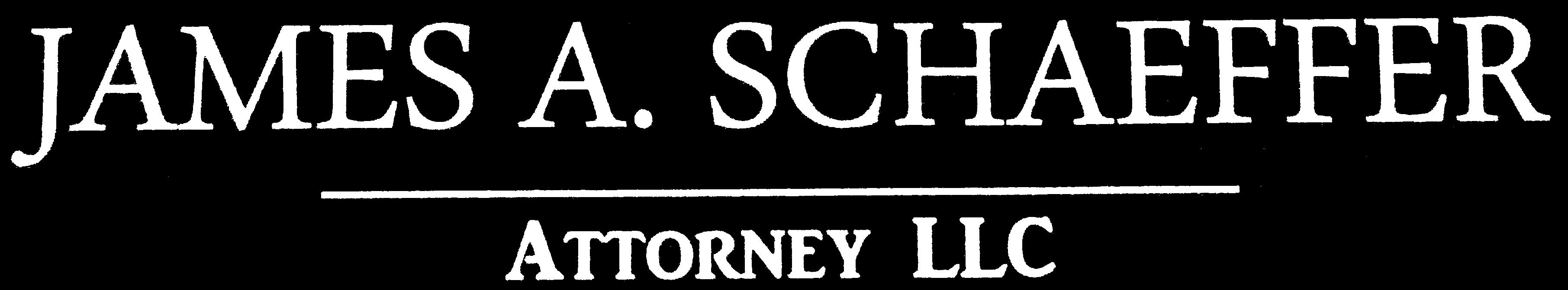 James A Schaeffer Attorney Llc La Grande Oregon